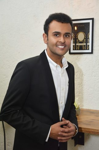 Cravity Founder Rachit Goil
